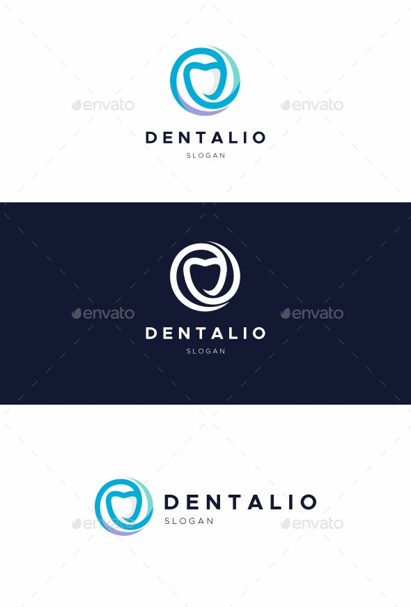 Dental - Symbols Logo Templates