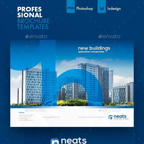 Corporate Brochure Templates