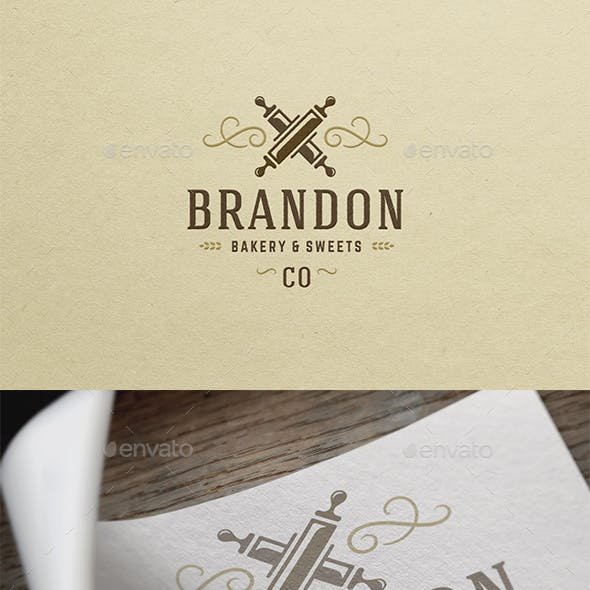 Bakery And Sweets Logo Design