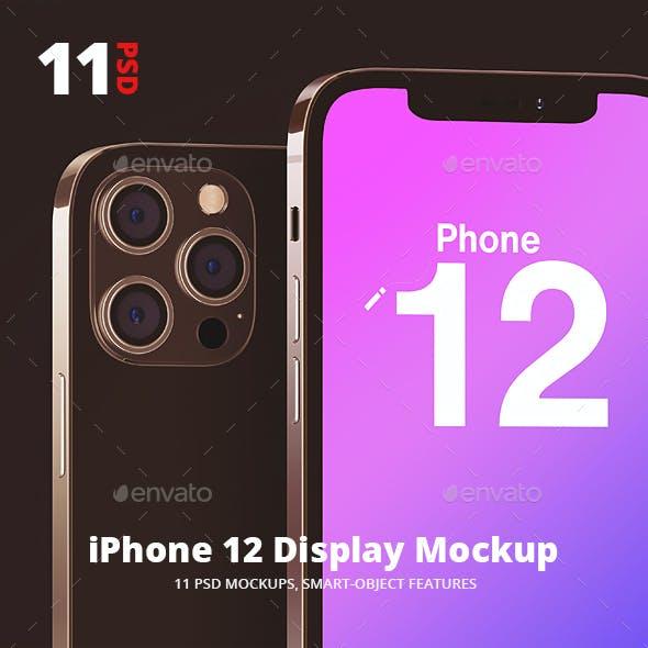 Phone 12 Mockup