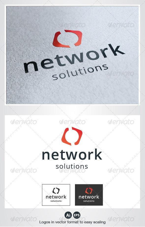 Network Logo - Symbols Logo Templates