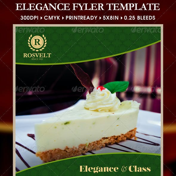 Elegance Flyer Template