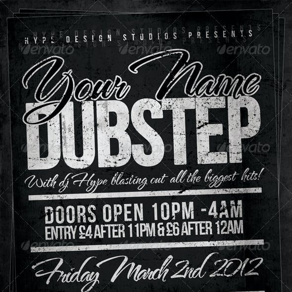 Nightclub Event Poster or Flyer