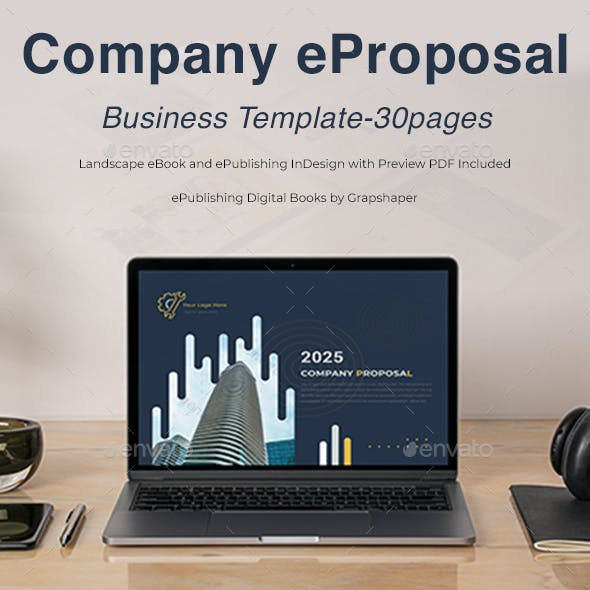 Company eProposal - Business Template