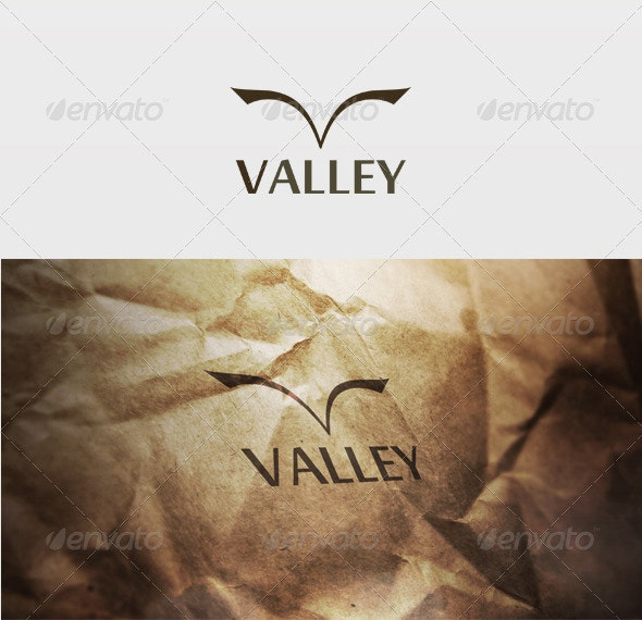 Valley Logo - Letters Logo Templates