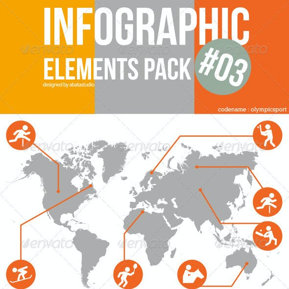 Infographic Elements Pack 03