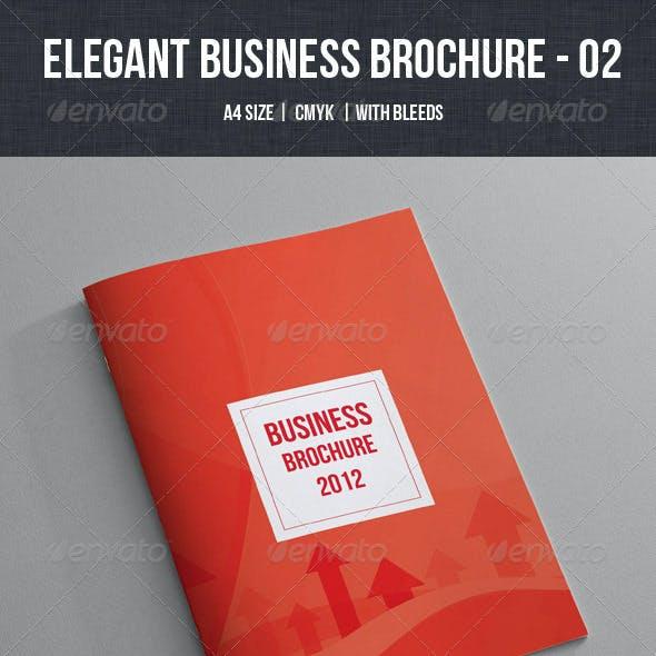Elegant Business Brochure - 02
