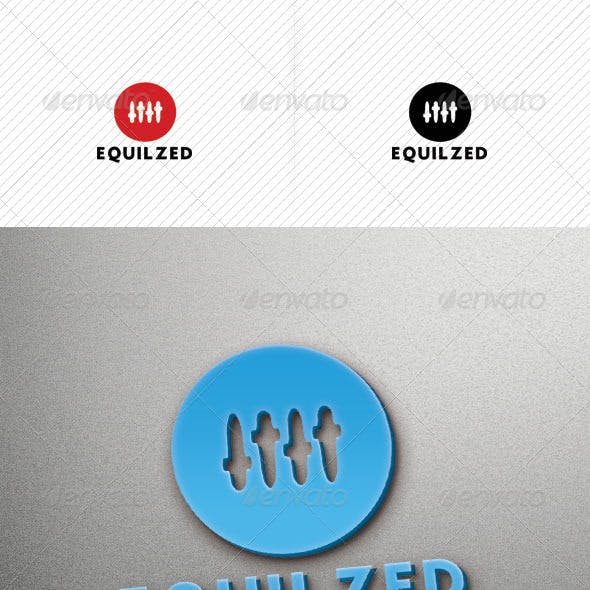 Equilized Logo Template