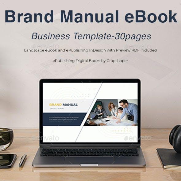 Brand Manual eBook Template