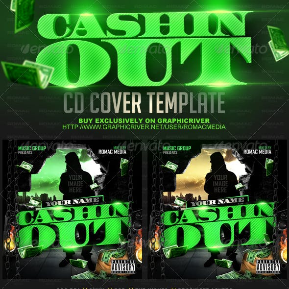 Cashin Out CD Cover