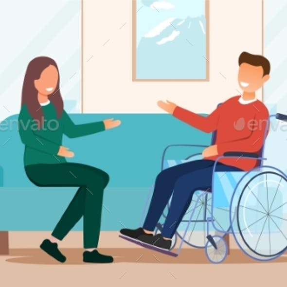 Disabled People Communication