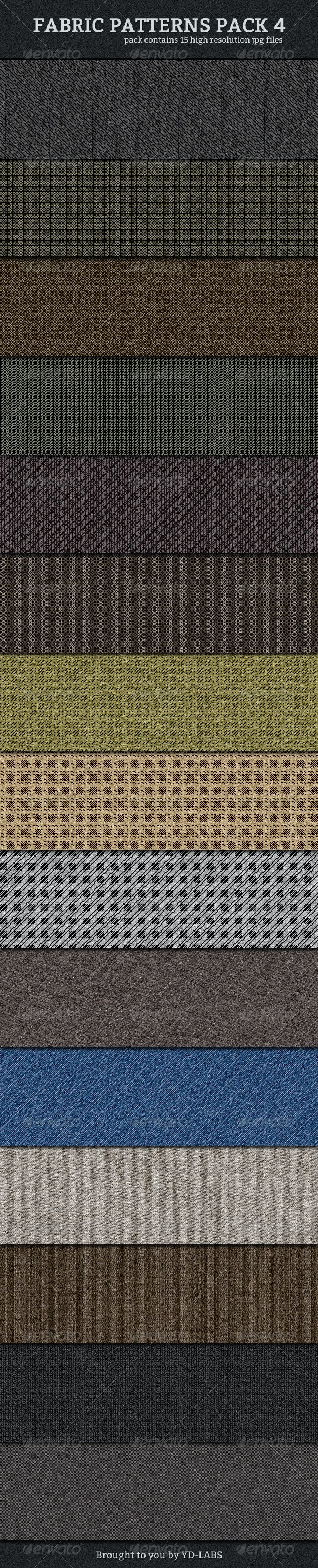 Fabric Pack 4 - Fabric Textures