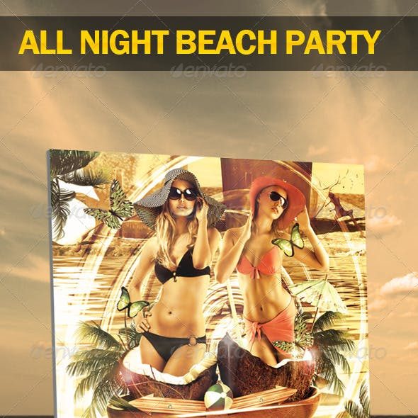 All Night Beach Party