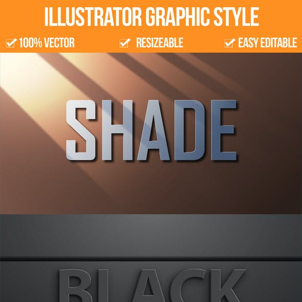 Text Effect For Illustrator