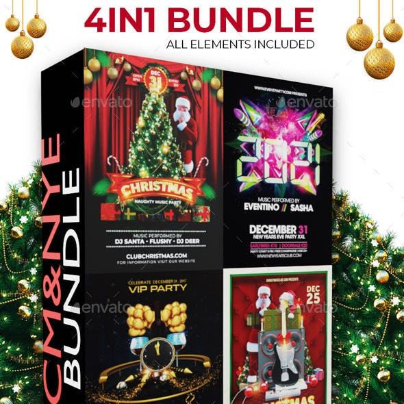 Christmas & Nye Bundle