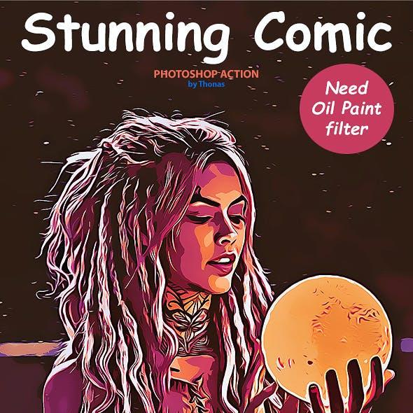 Stunning Comic