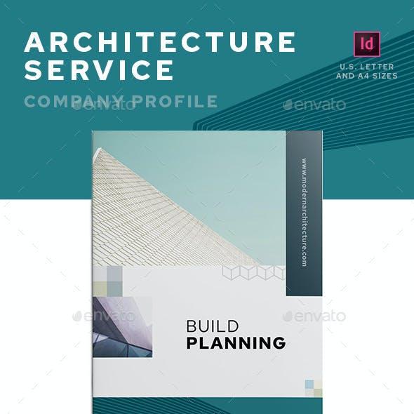 Architecture Service Company Profile