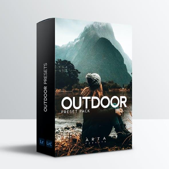 ARTA Outdoor Pack For Mobile and Desktop Lightroom