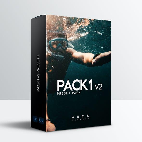 ARTA Preset Pack 1 v2 For Mobile and Desktop Lightroom