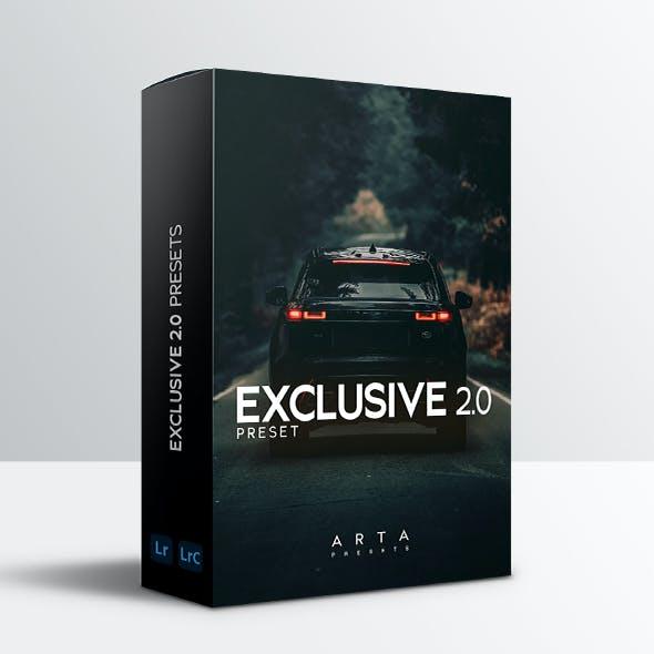 ARTA Exclusive 2.0 Preset For Mobile and Desktop Lightroom