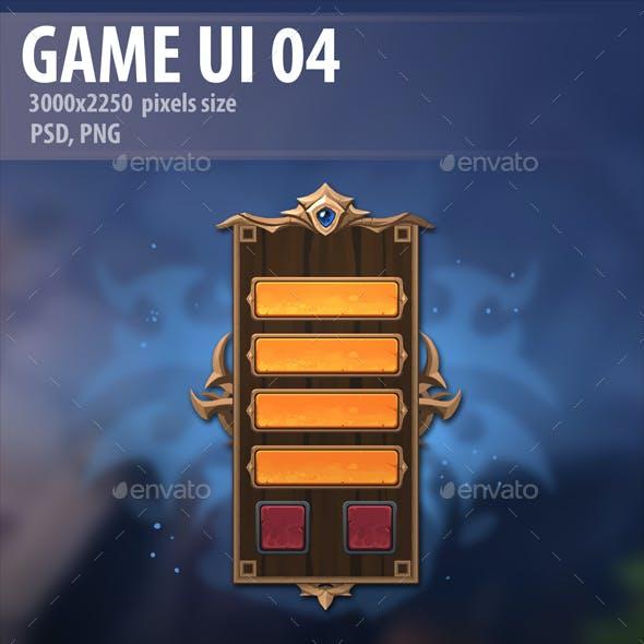Game UI 04