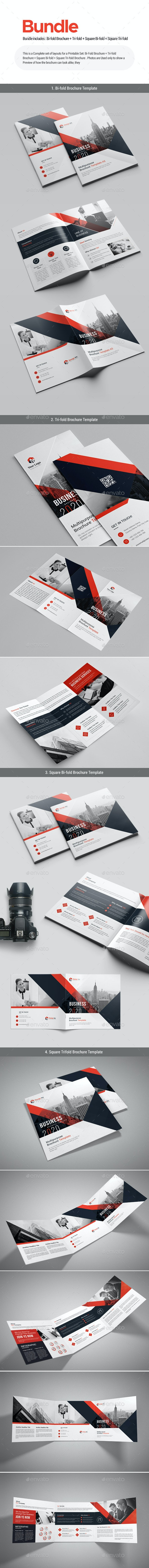 Brochure Bundle 02 - Corporate Brochures