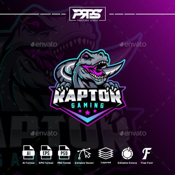 Raptor Esport Logo