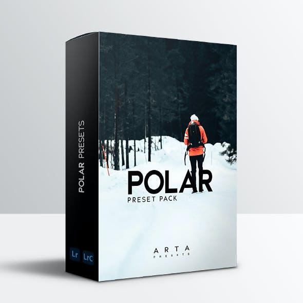 ARTA Polar Pack For Mobile and Desktop Lightroom