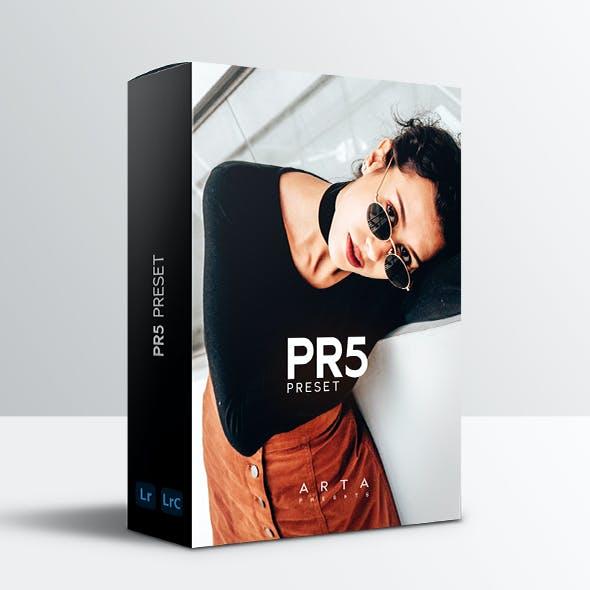 ARTA PR5 Preset For Mobile and Desktop Lightroom