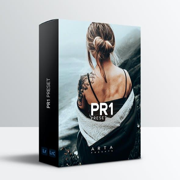 ARTA PR1 Preset For Mobile and Desktop Lightroom