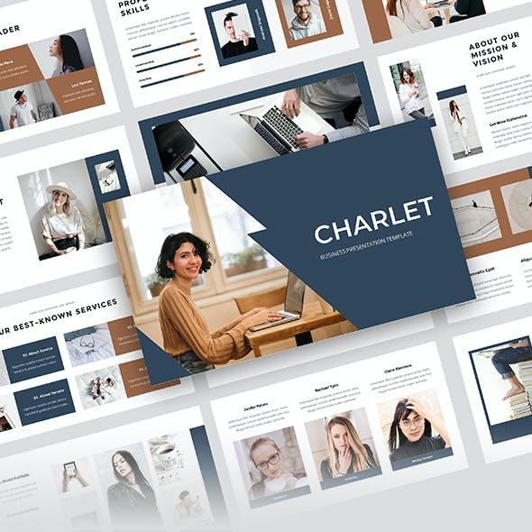 Charlet – Business Google Slides Template
