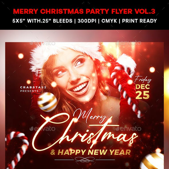 Merry Christmas Party Vol.3