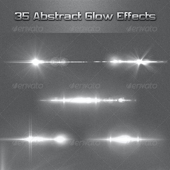 35 Abstract Glow Effects