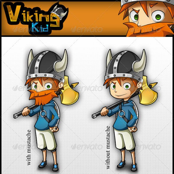 Viking Kid