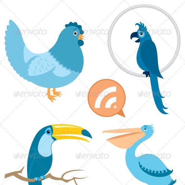 Blue Birds Part 1