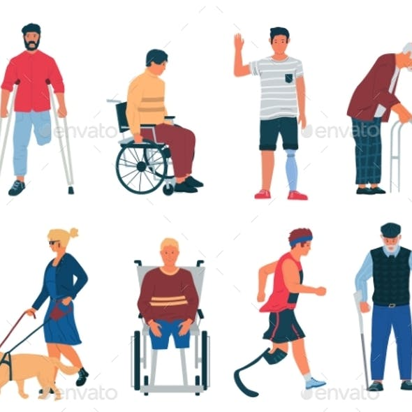 Disabled Persons. People with Disabilities, in