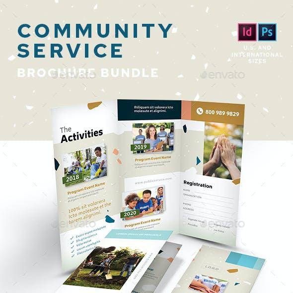 Community Service Print Bundle