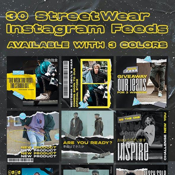 30 Japanese Streetwear Instagram Feed