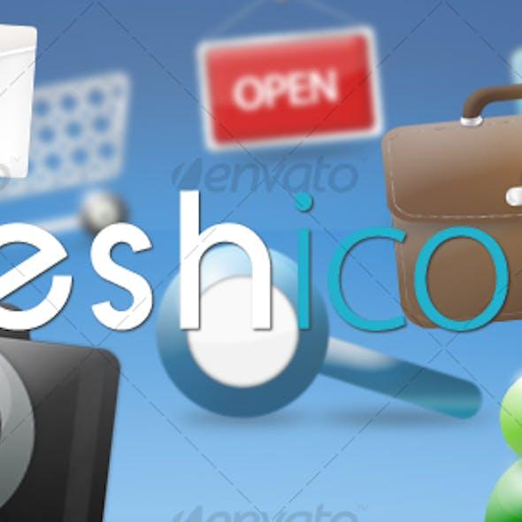 Fresh Icons - Bold Crisp Web Icons