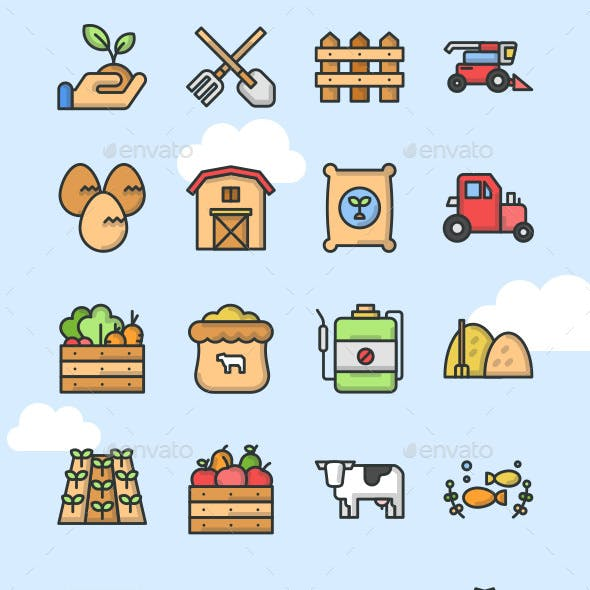 20 Farm Icon