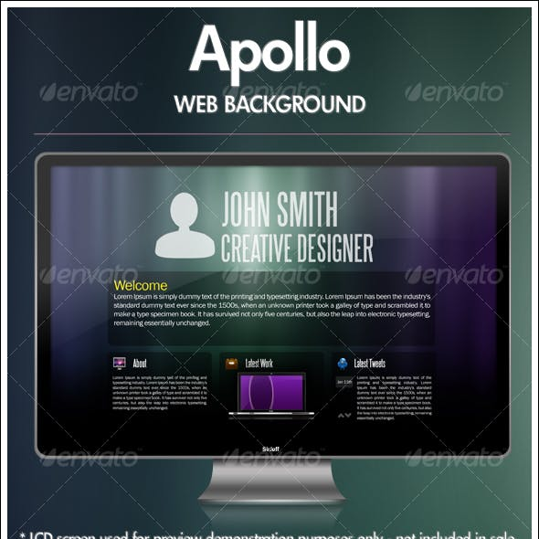 Apollo Web Backgrounds