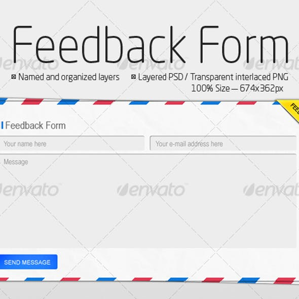 E-mail form illustration 2