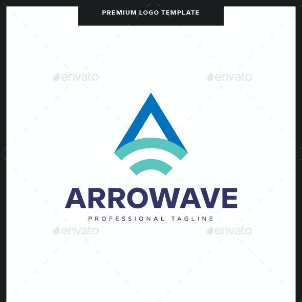 Arrow Wave Logo