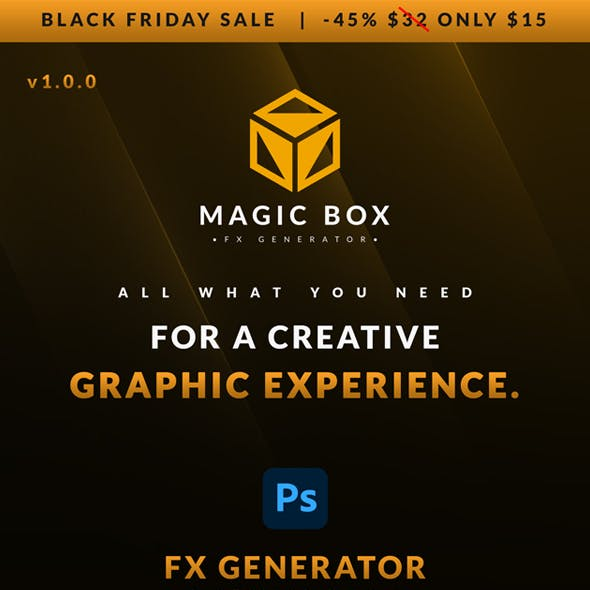 Magic Box - FX Generator