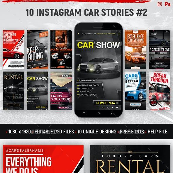 Instagram Car Stories