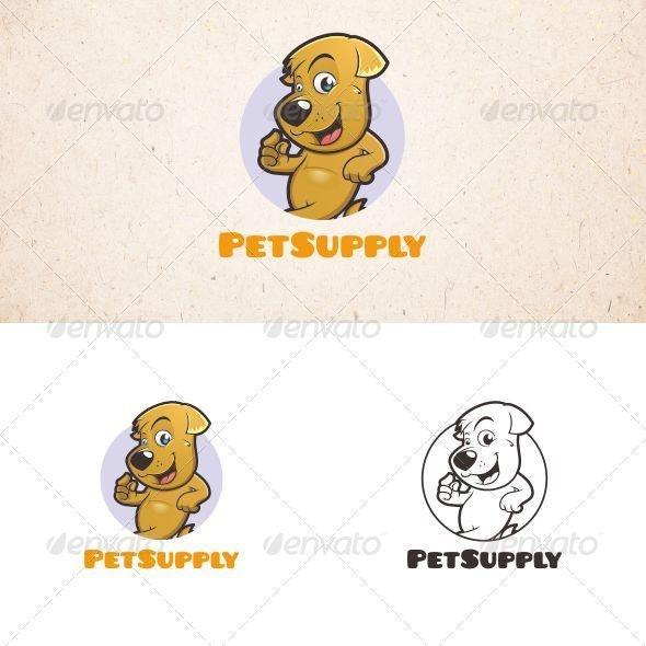 Pet Supplies - Animals Logo Templates