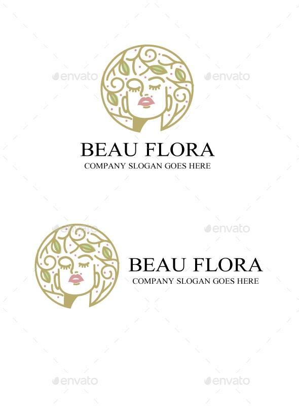 Beau Flora - Nature Logo Templates