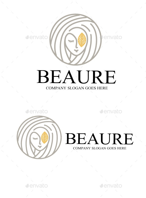 beau nature logo - Nature Logo Templates