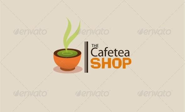 The Cafetea Shop Logo - Food Logo Templates
