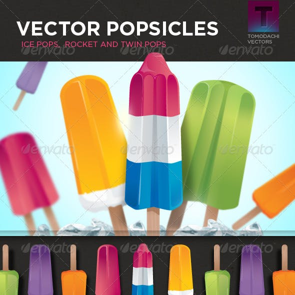Vector Popsicles